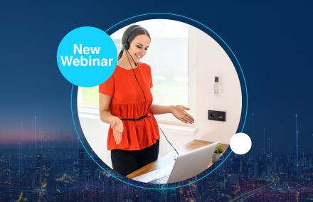 Webinar: Cómo crear Experiencias Virtuales Memorables con clientes y en equipos de trabajo