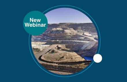 Webinar - Minería 2020: Juntos construyendo una nueva realidad